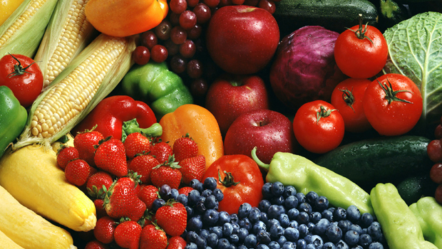 Healthy Benefits of Vegetables and Fruits